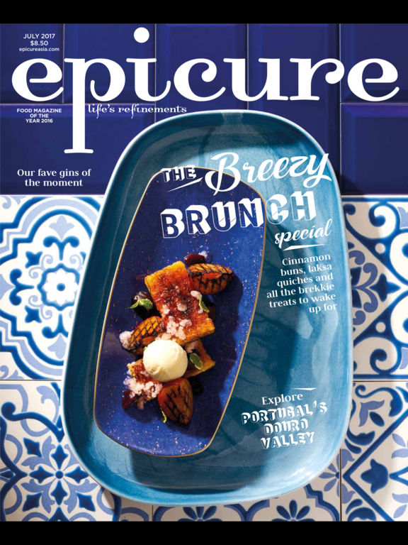 Epicure (Magazine) screenshot 6