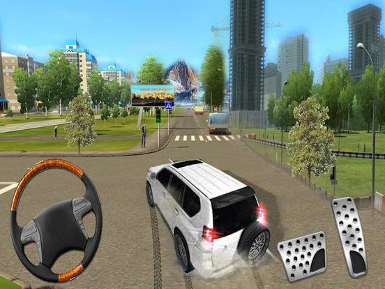 City Prado Car Driving with Racing Games screenshot 6