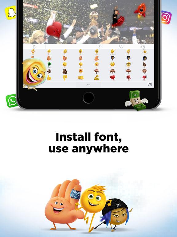 The Emoji Movie Maker screenshot 8