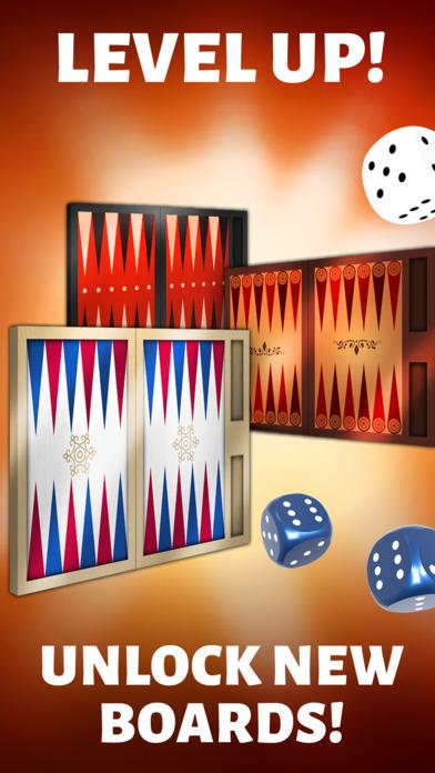 Backgammon - Offline screenshot 1