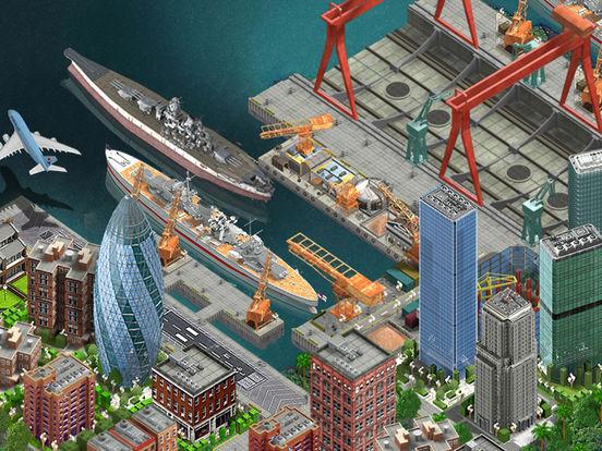 Shipyard City™ screenshot 9