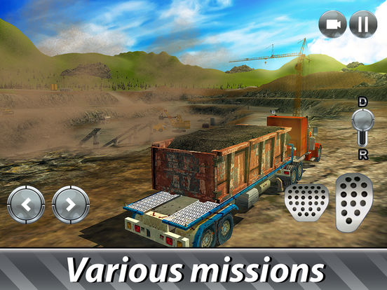 Quarry Machines Simulator screenshot 7
