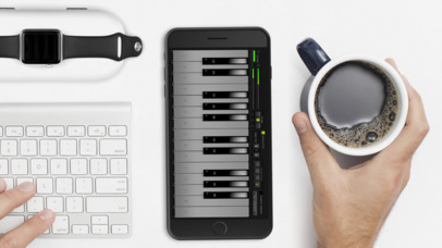 Virtual Piano ® screenshot 1