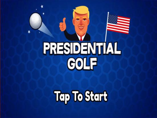 Presidential Golf screenshot 5