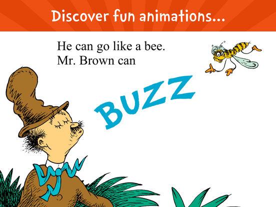 Mr. Brown Can Moo! Can You? screenshot 7
