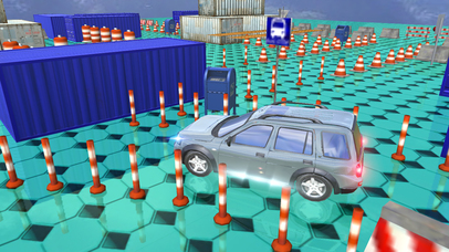 Extreme Prado City Parking Simulator screenshot 5