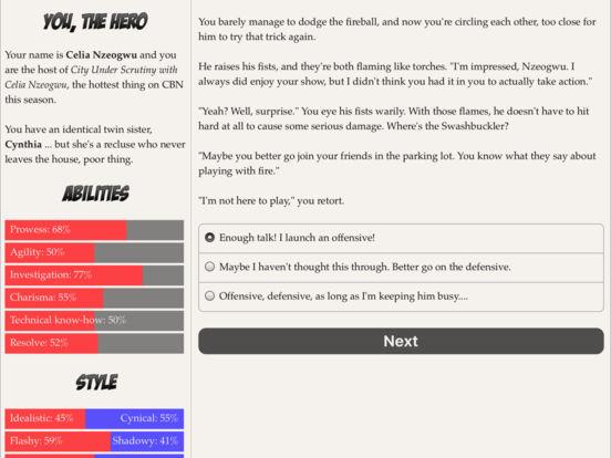 The Hero Unmasked! screenshot 7