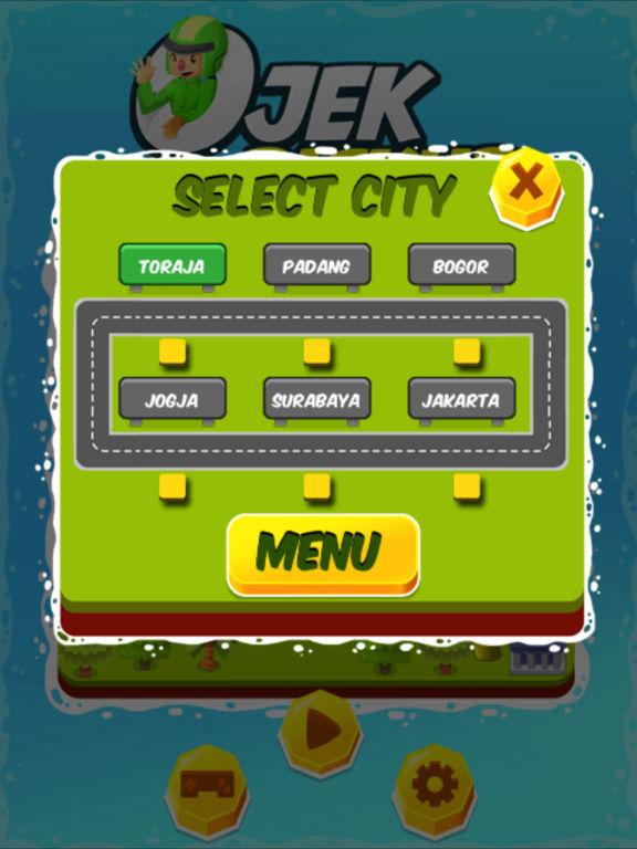 Ojek Pickup screenshot 9