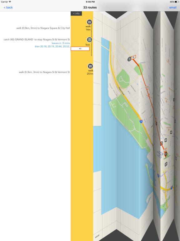 Flanders Transport Guide screenshot 7