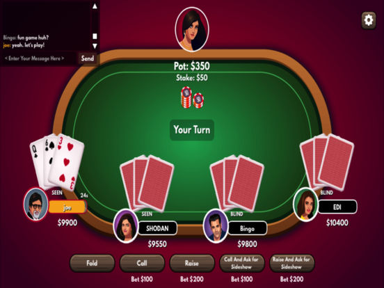 Teen Patti ® screenshot 5