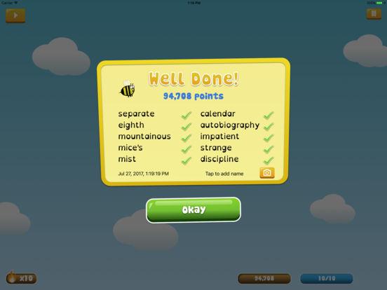 Spelling Shed screenshot #5
