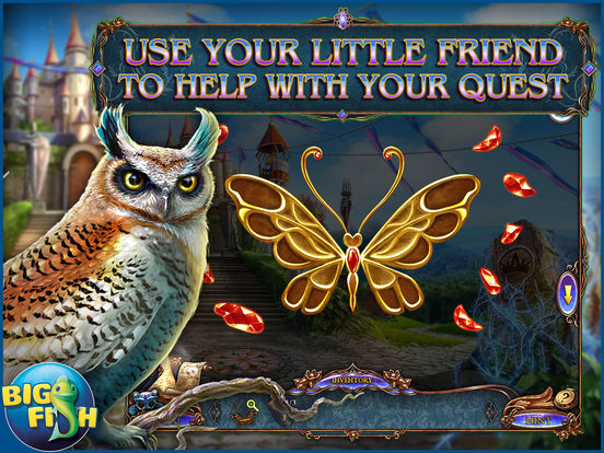 Dreampath: Curse of the Swamps HD screenshot 3