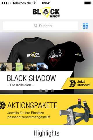 Black Shadow - Your Tactical Dealer - náhled