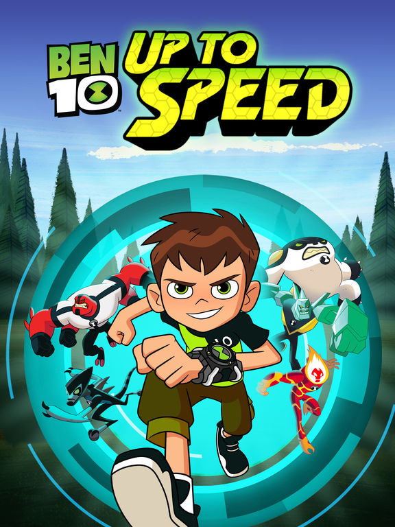 Ben 10: Up to Speed screenshot 6