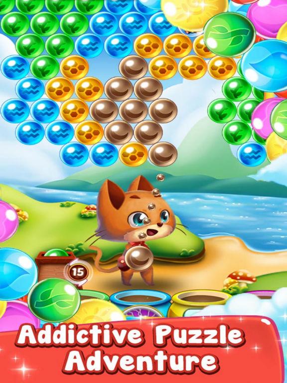 New Cat Pop Ball screenshot 4
