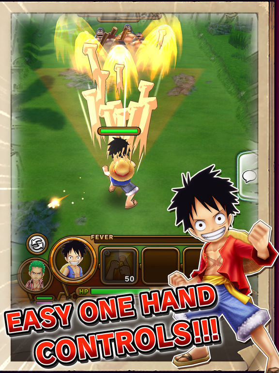 ONE PIECE THOUSAND STORM screenshot 7