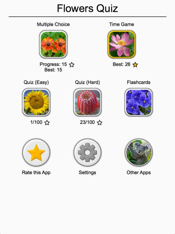 Flowers Quiz: Beautiful Plants screenshot 8