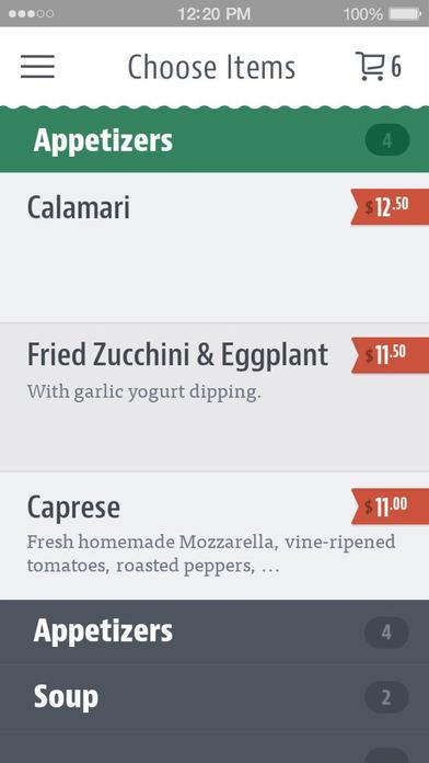 Patsy's Pizzeria screenshot 3