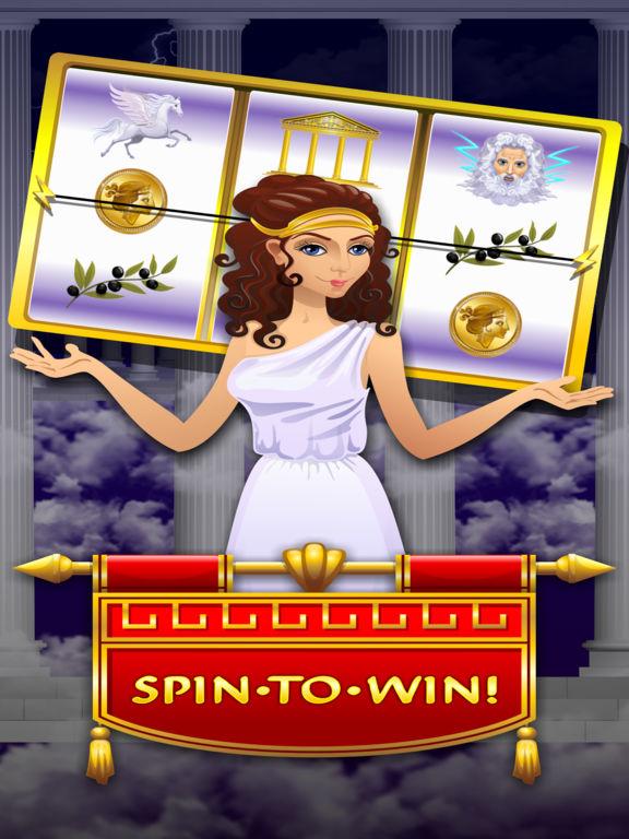 Zeus Epic Myth Slots Pro Edition screenshot 6