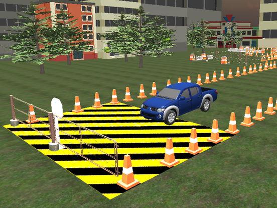 4x4 Heavy Jeep Offroad Parking - Crazy Drive screenshot 6