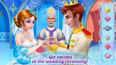 Ice Princess Royal Wedding Day screenshot 4