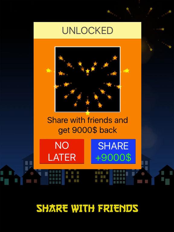 Happy Fireworks Game New Year screenshot 8