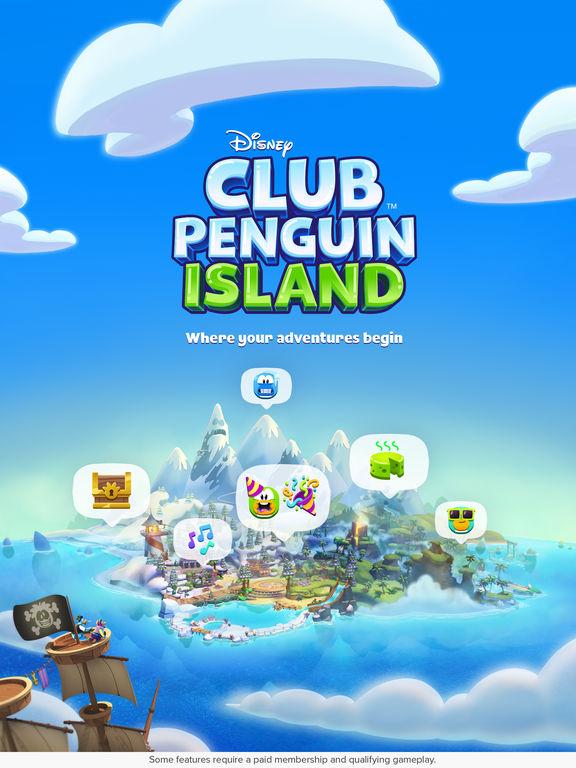 Club Penguin Island screenshot 10