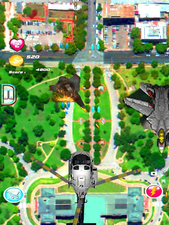 Jet Air Fighter : Combat War screenshot 9