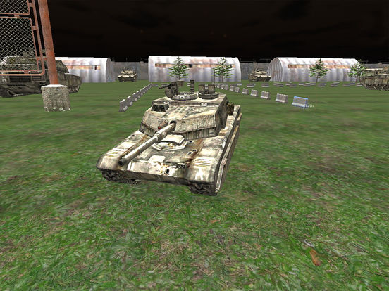VR Military Tank Parking Driver Army Truck Driving screenshot 7
