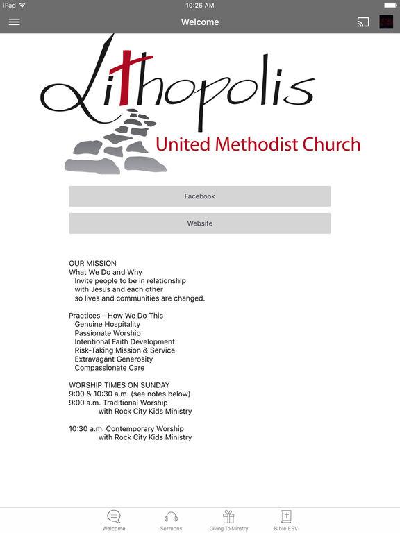 LUMC in Lithopolis, Ohio screenshot 4