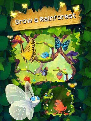 Flutter: Butterfly Sanctuary - náhled