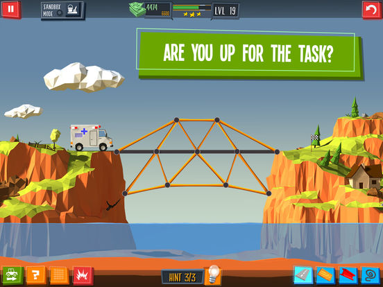 Build a Bridge! screenshot 10