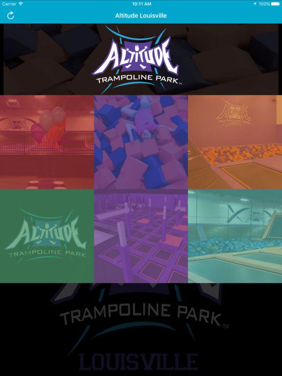 Altitude Trampoline Park of Louisville screenshot 4