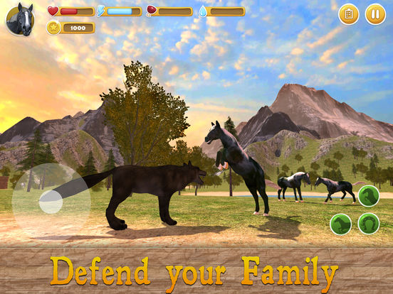 Horse Family Simulator Full screenshot 7