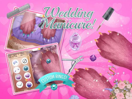Puppy Love Wedding Day - Makeup, Hair, & Dress Up screenshot 7