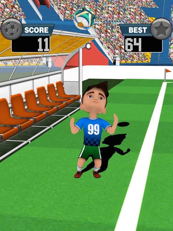 Tap Soccer Challenge screenshot 9