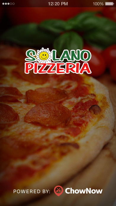 Solano Pizzeria screenshot 1