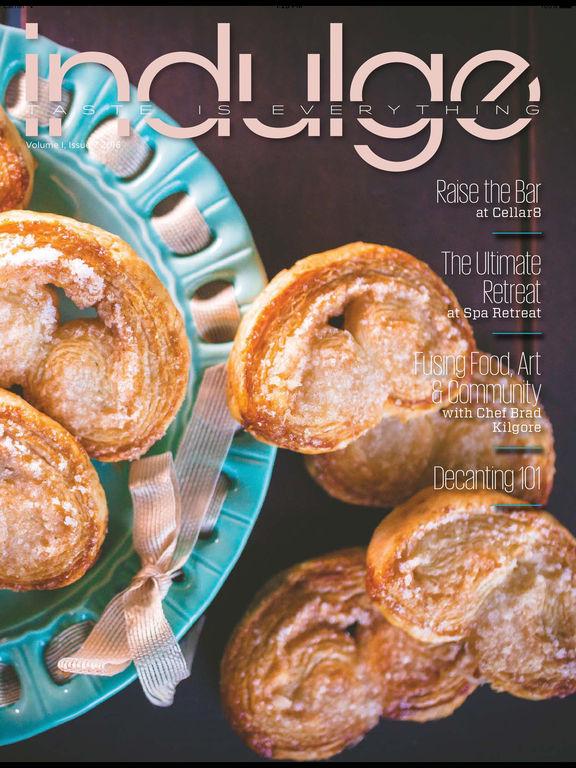 Indulge Magazine screenshot 6