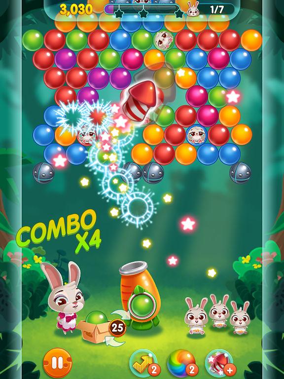 Bunny Pop! screenshot 7