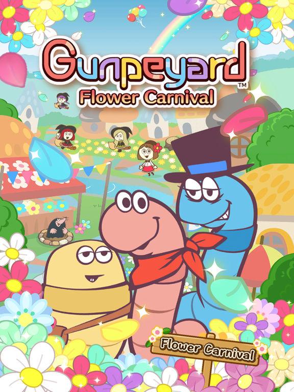 Gunpeyard Flower Carnival screenshot 6