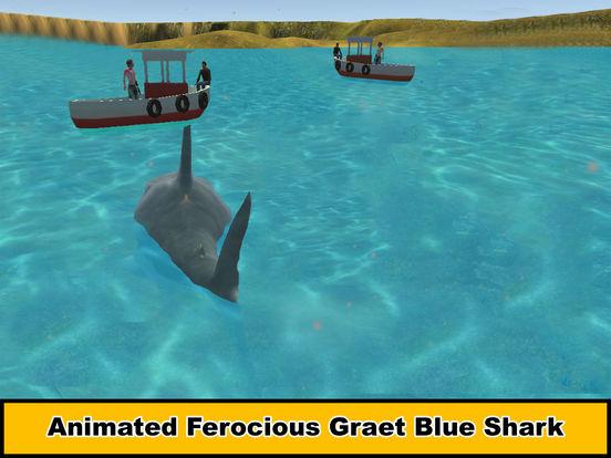 Hungry Shark Simulator : Amazing Fish Attack 2017 screenshot 7