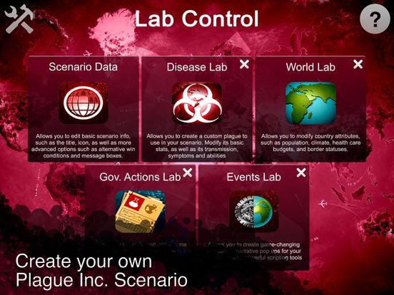 Plague Inc: Scenario Creator screenshot 7