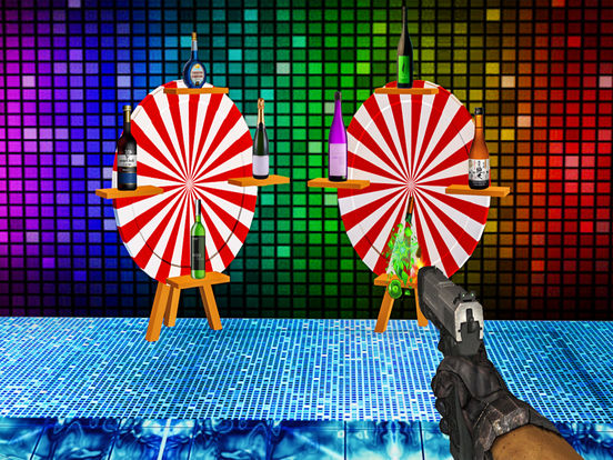 Pistol Bottle Shooter : Free Shooting Game screenshot 6