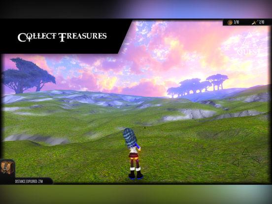 Quest - Treasure Adventure screenshot 6