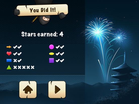 Shapes and Colors - Ninja Slicing Preschool Game screenshot 9