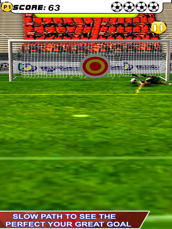 Football Penalty Shot screenshot 7
