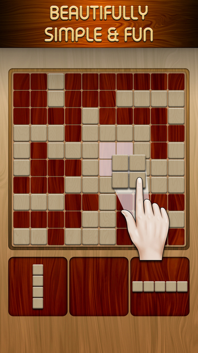Woody Block Puzzle  ™ screenshot 2