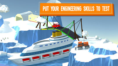 Build a Bridge! screenshot 2