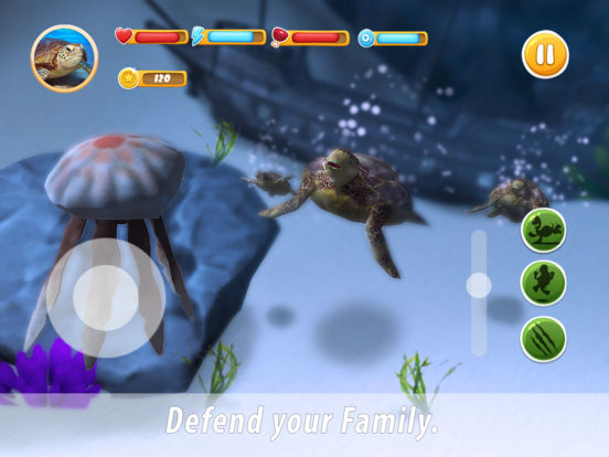 Turtle Family Simulator Full screenshot 7