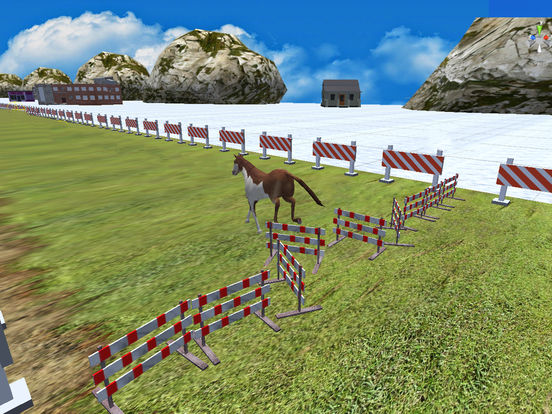 Wild Derby Riding - Horse Race screenshot 9